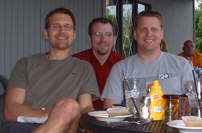 Josh, Mark, & Dave