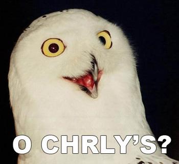O'Charley's O RLY? Owl