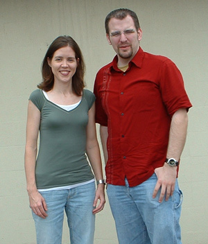 Teri & Mark