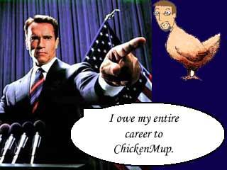Chicken Mup
