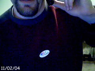 Voted