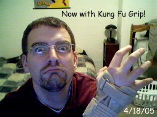 Kung Fu Grip
