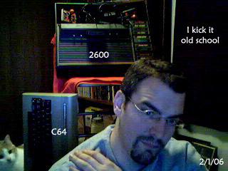 Atari 2600 & C64