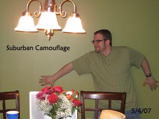 Suburban Camouflage